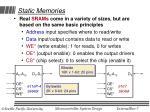 static memories
