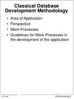 classical database development methodology2
