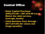 central office17