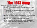 the 1973 coup