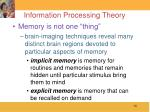 information processing theory14