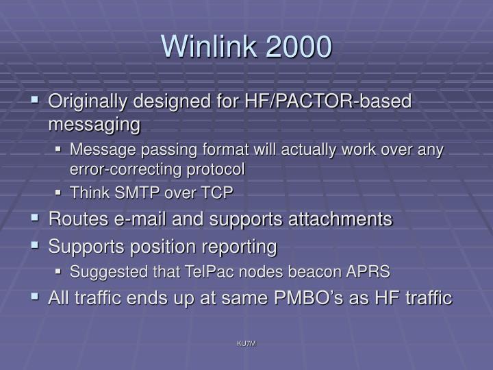 Winlink 20003