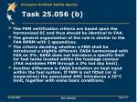 task 25 056 b13