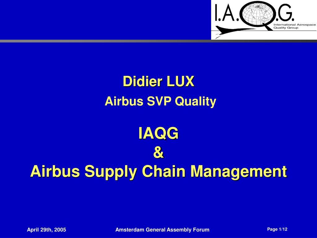 Didier LUX