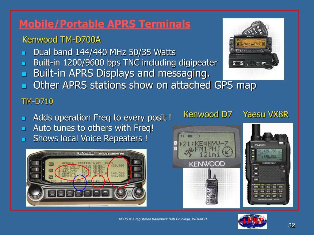 Kenwood TM-D700A