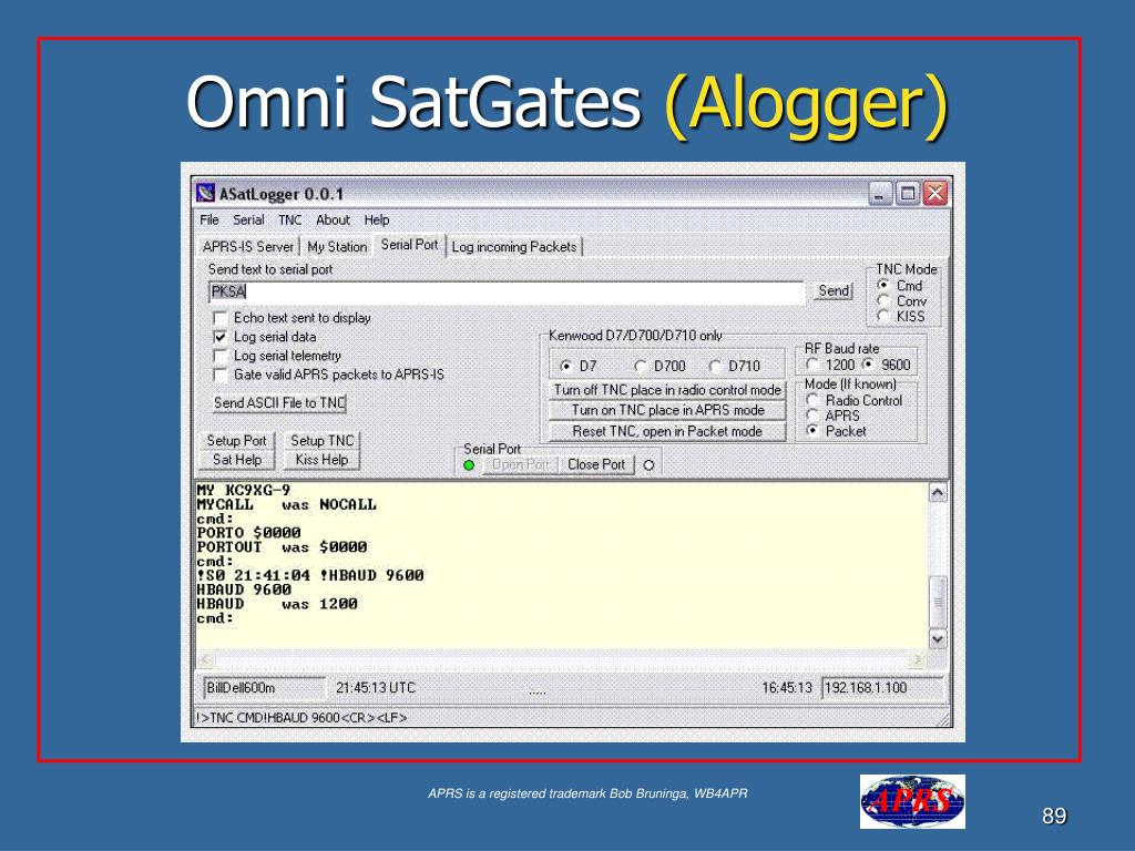 Omni SatGates