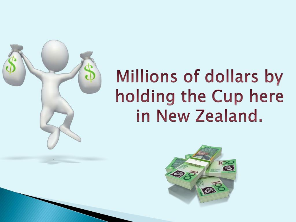 Millions of dollars by