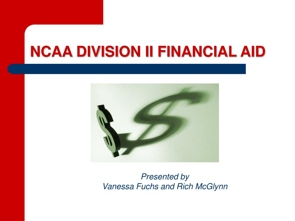 ncaa division ii financial aid l.