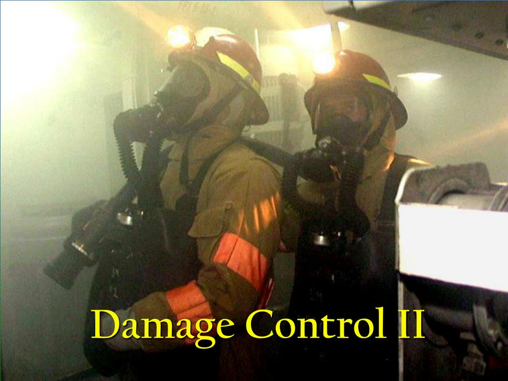 damage control ii l.