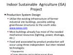 indoor sustainable agriculture isa project20