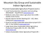 mountain sky group and sustainable indoor agriculture15