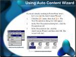 using auto content wizard1