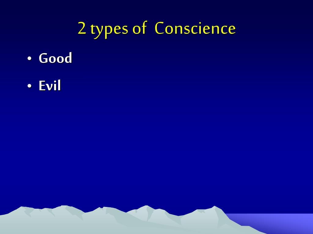 2 types of