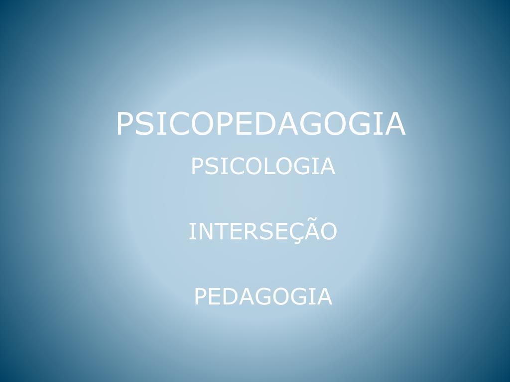 psicopedagogia l.