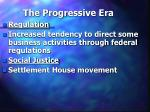 the progressive era41