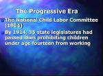 the progressive era45