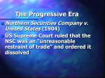 the progressive era62