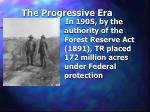 the progressive era70