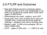 2 0 ftlrp and outcomes7