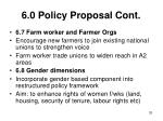 6 0 policy proposal cont33