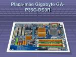 placa m e gigabyte ga p35c ds3r21