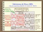 subsistema de disco hd taxa de transfer ncia ata 100 133 sata 150 pico