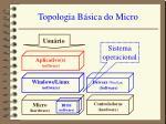 topologia b sica do micro