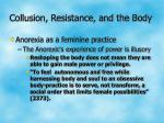 collusion resistance and the body26