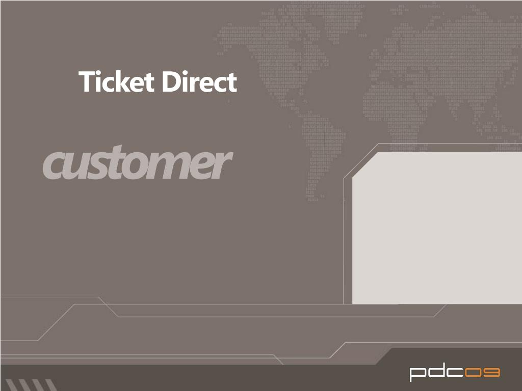 Ticket Direct