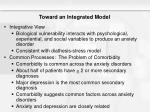toward an integrated model