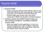 paclink agw