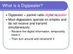 what is a digipeater