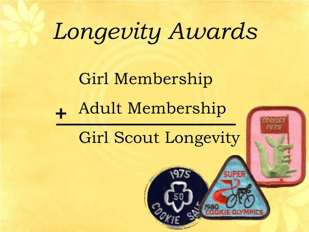 Longevity Awards