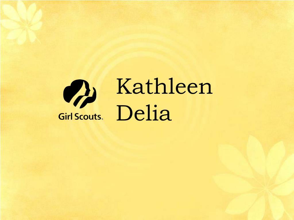 Kathleen Delia