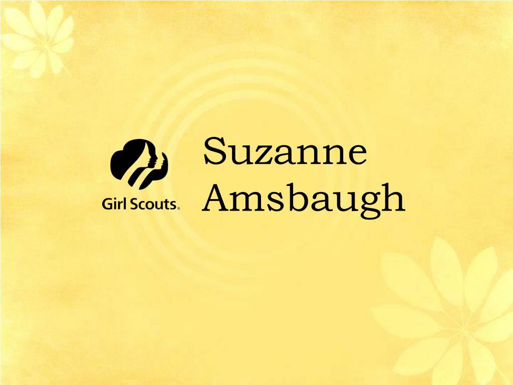 Suzanne  Amsbaugh