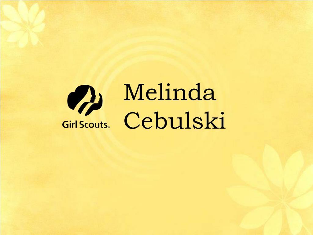 Melinda  Cebulski