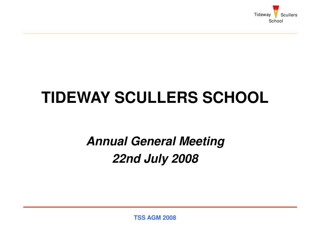 tideway scullers school l.