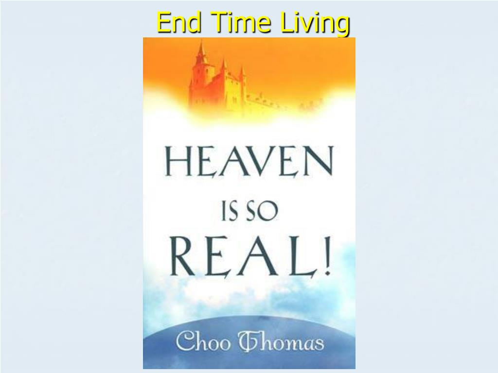 End Time Living