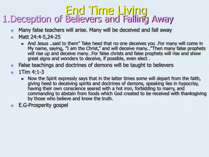 End time living3