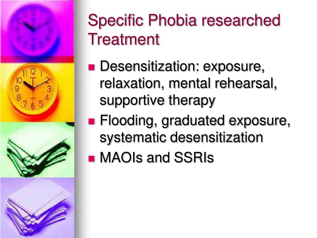 Specific Phobia researched Treatment