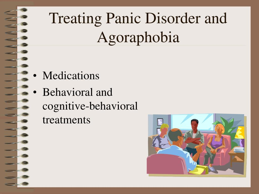 Treating Panic Disorder and Agoraphobia