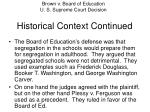 historical context continued5