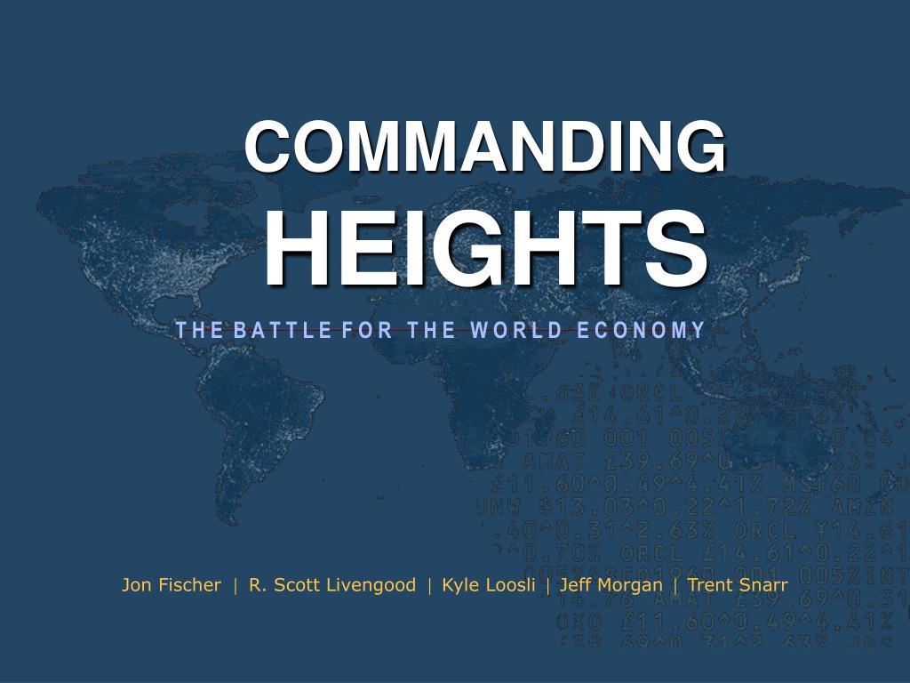commanding heights l.