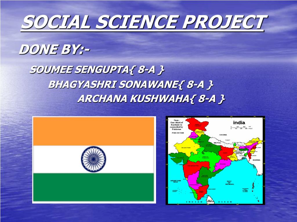 social science project l.