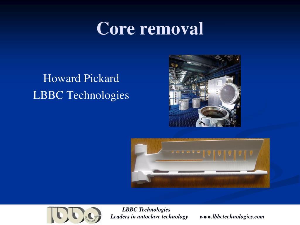 core removal l.