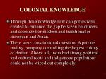colonial knowledge3