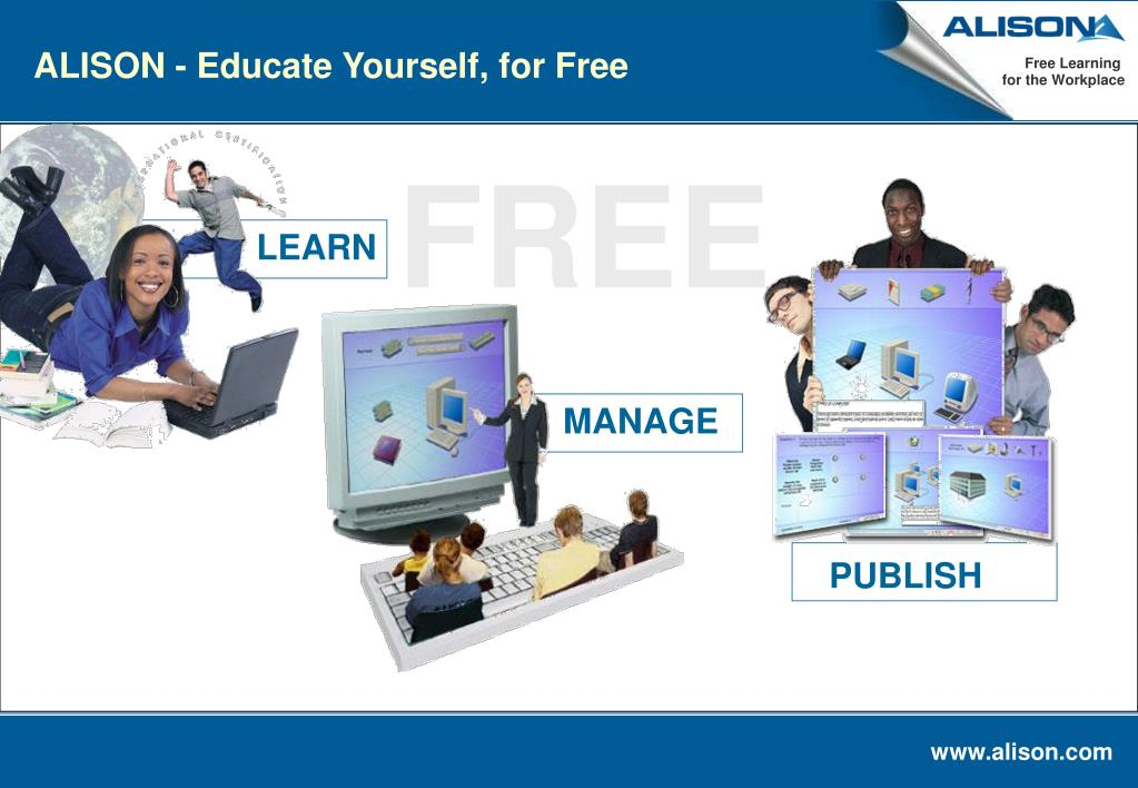 ALISON - Educate Yourself, for Free