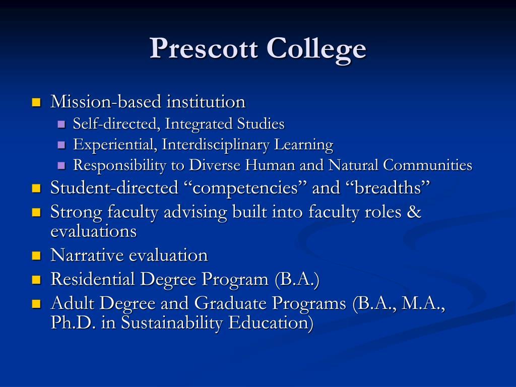 Prescott College