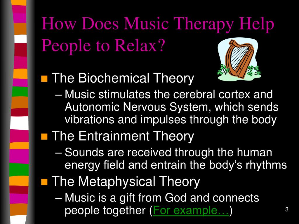 How Does Music Therapy Help People to Relax?