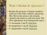 week 1 module b question 5